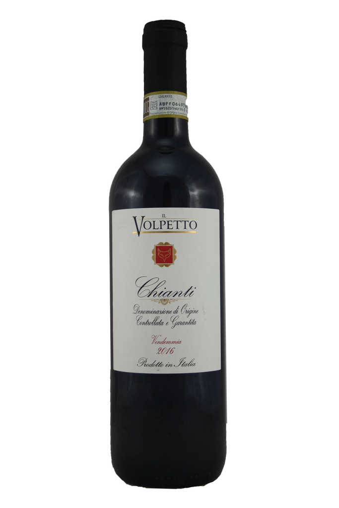 Chianti Volpetto DOCG, Florence, Italy, 2016