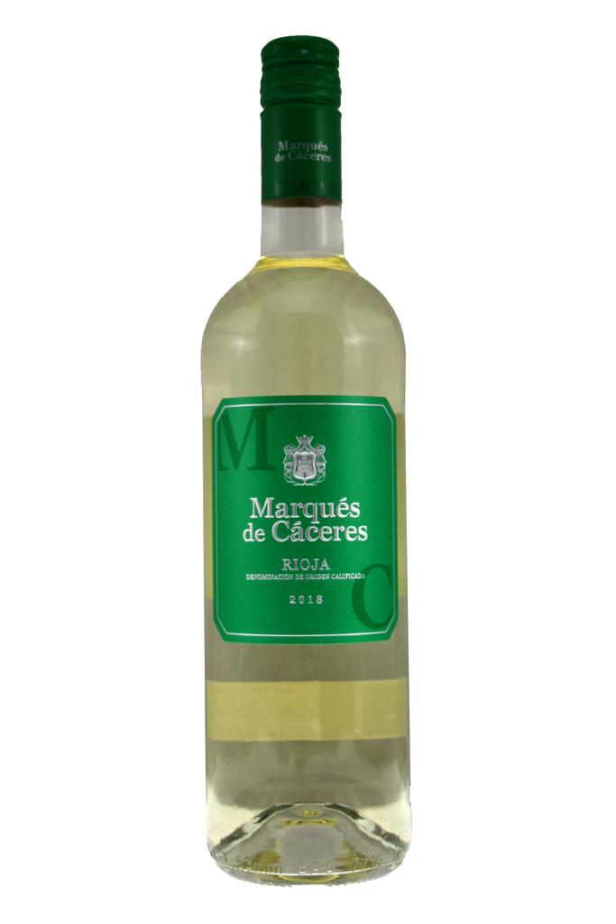 Marqués de Cáceres Blanco, White Rioja, Spain 2018