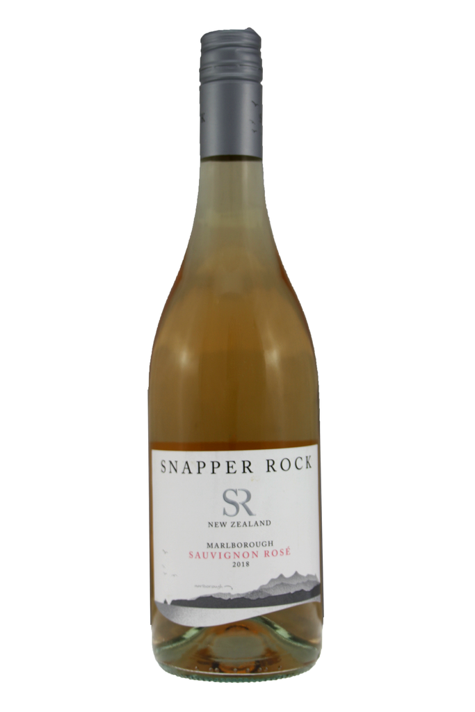 Snapper Rock Sauvignon Blanc Rosé, Marlborough, New Zealand, 2018