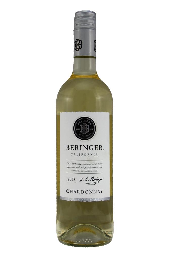 Beringer Classic Chardonnay, California 2018