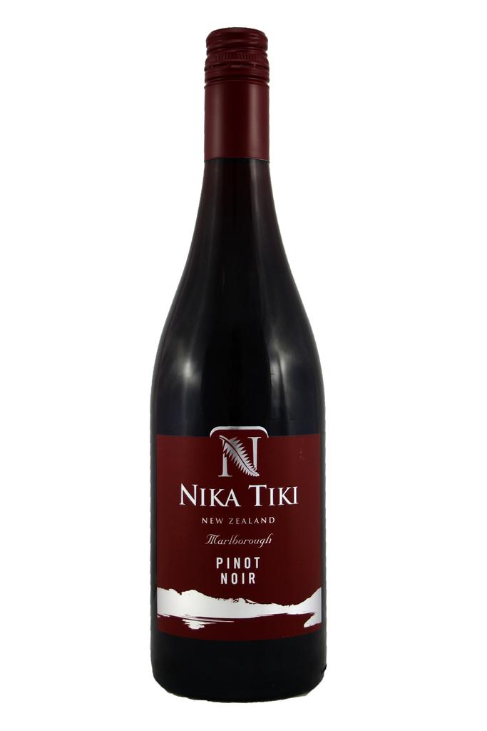Nika Tiki Pinot Noir, Marlborough, New Zealand 2015