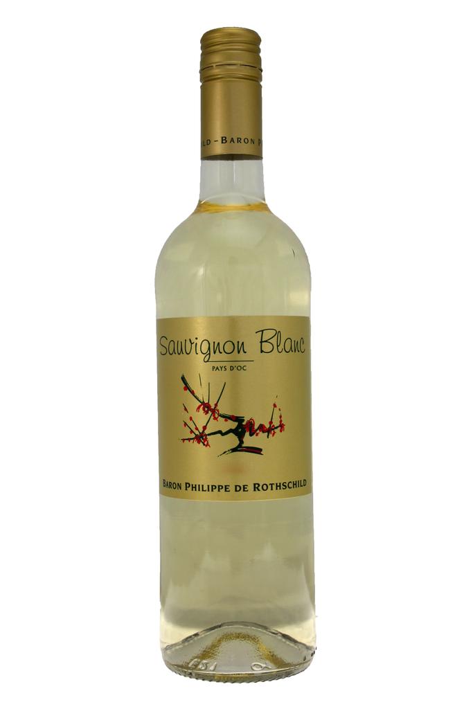 Baron Philippe de Rothschild Sauvignon Blanc 2017, Languedoc Roussillon Region, France