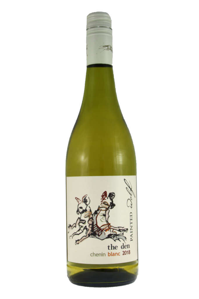 The Den Series Chenin Blanc, Painted Wolf Wines, Swartland, South Africa 2018