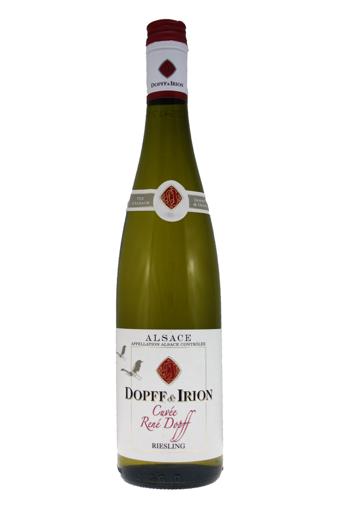 Riesling Cuvée Rene Dopff Dopff & Irion, Alsace, France, 2018