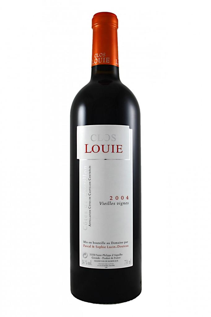 Clos Louie Cotes de Castillon 2004