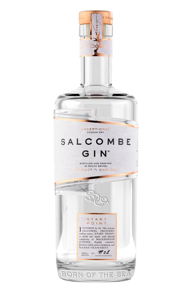 "Salcombe ""Start Point"" Gin"