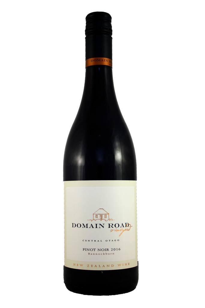 Domain Road Bannockburn Pinot Noir, Central Otago, New Zealand, 2016