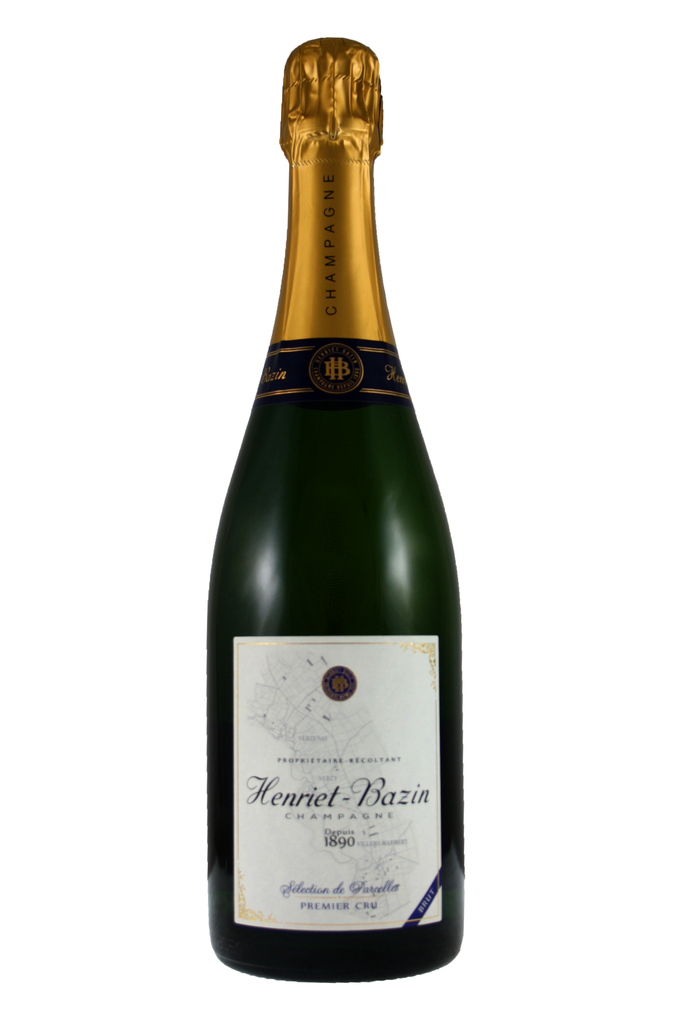 Henriet Bazin Sélection de Parcelles Champagne