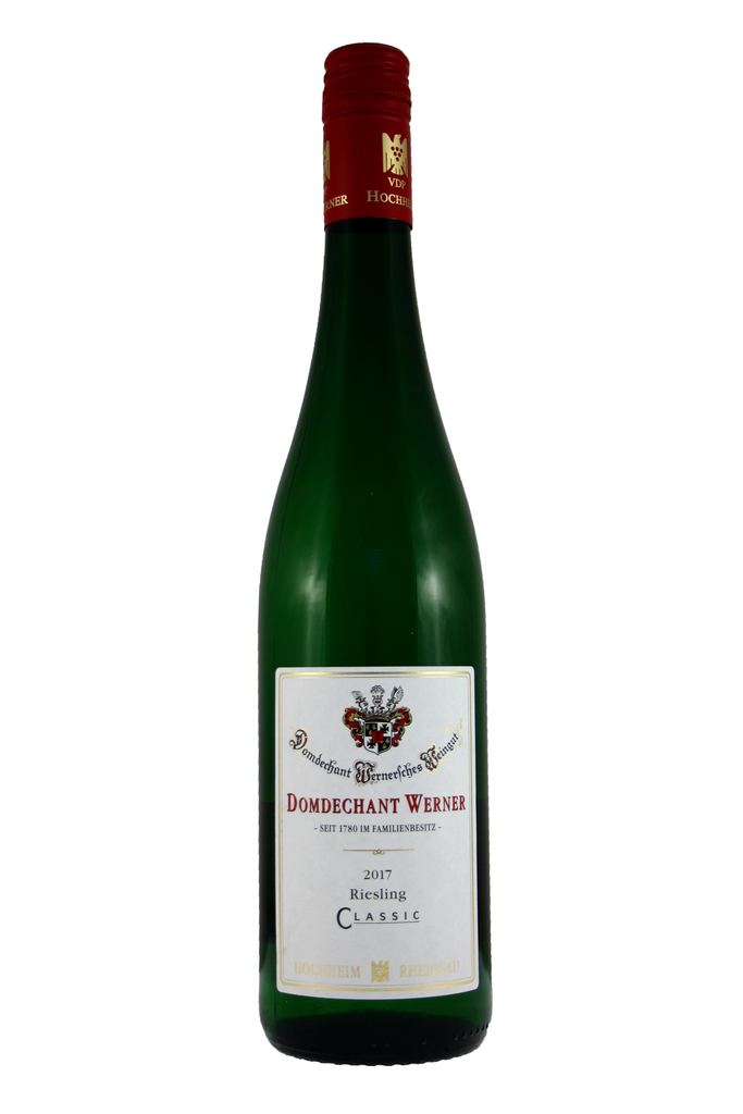 Riesling Classic 2017 QBA Weingut Domdechant Wernersches, Hochheim, Mosel, Germany