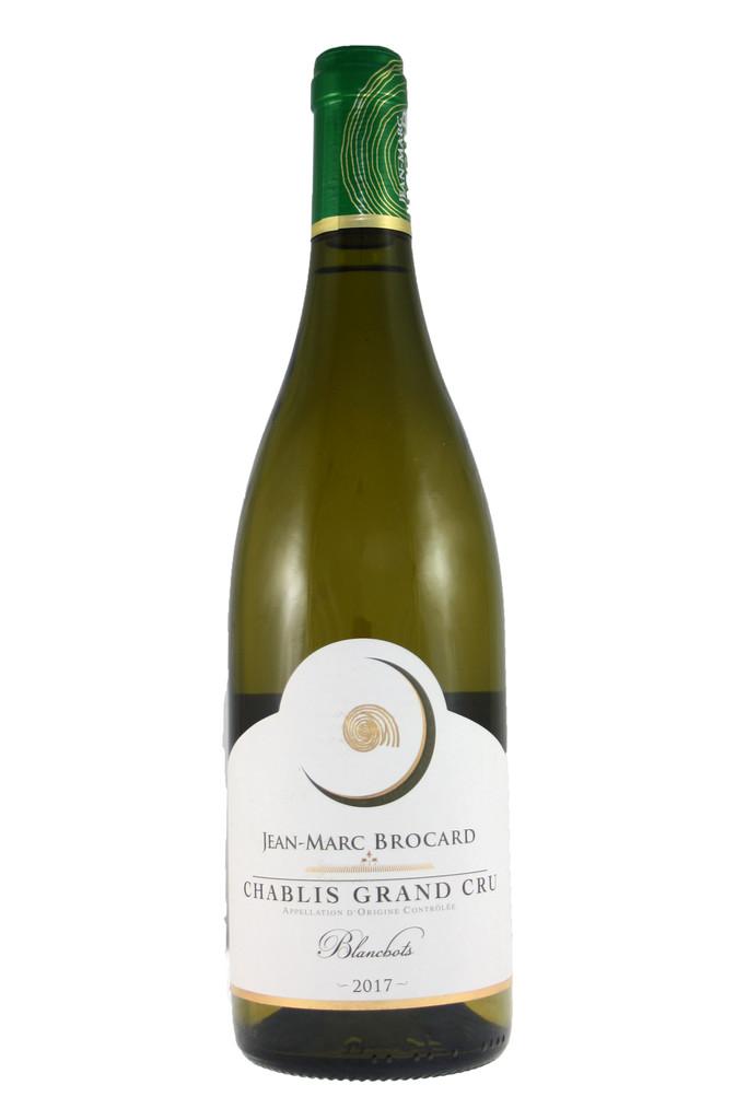 Chablis Grand Cru, Les Blanchots, Burgundy, 2017, Jean Marc Brocard
