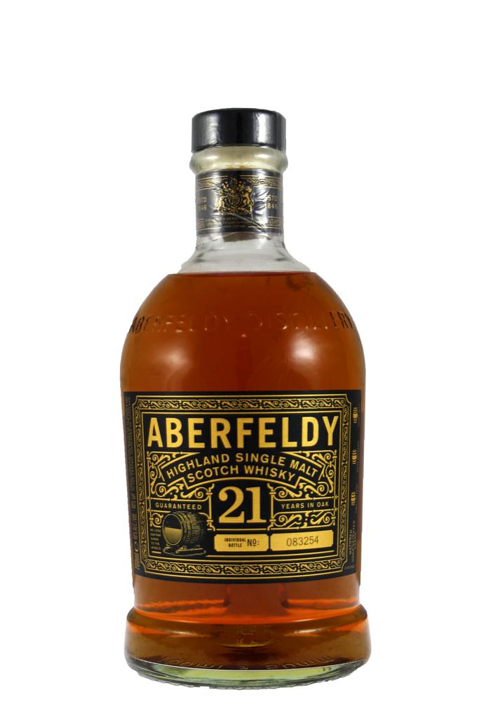 Aberfeldy 21 Year Old Malt