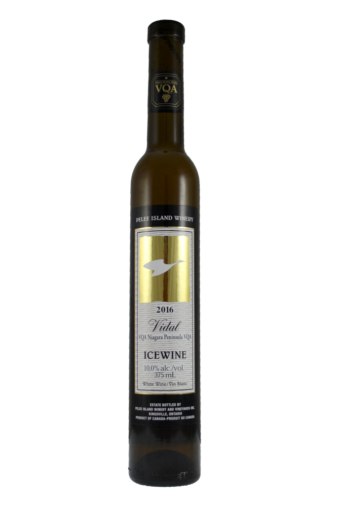 Pelee Island Vidal Ice Wine, Ontario, Canada, 2016 Half Bottle