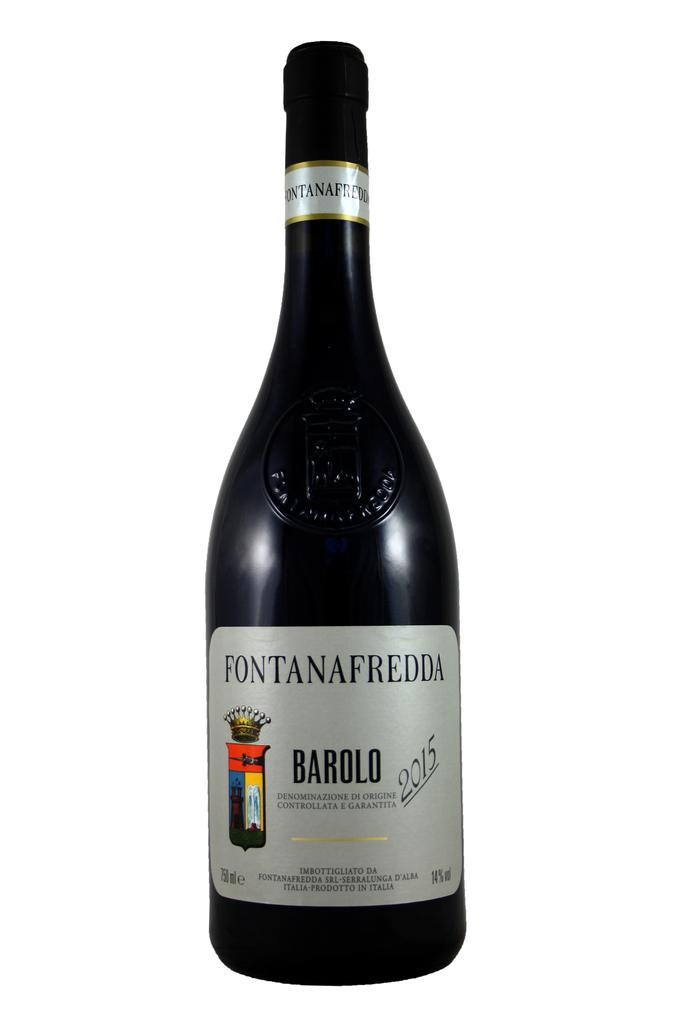 Barolo Fontanafredda 2015