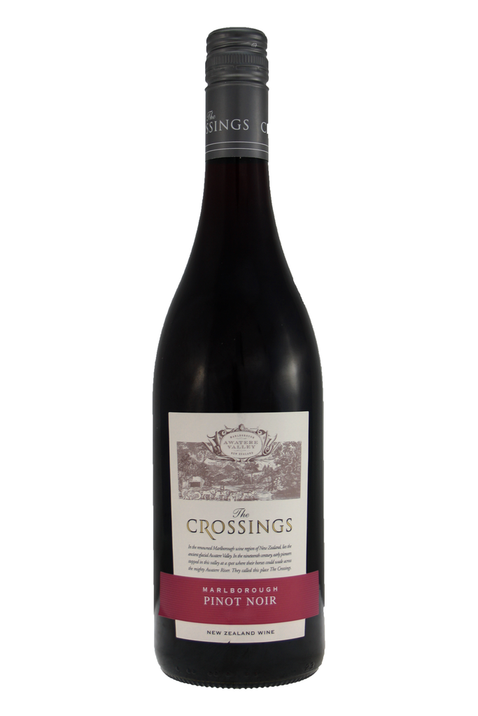 The Crossings Pinot Noir, Awatere Valley, New Zealand, 2018