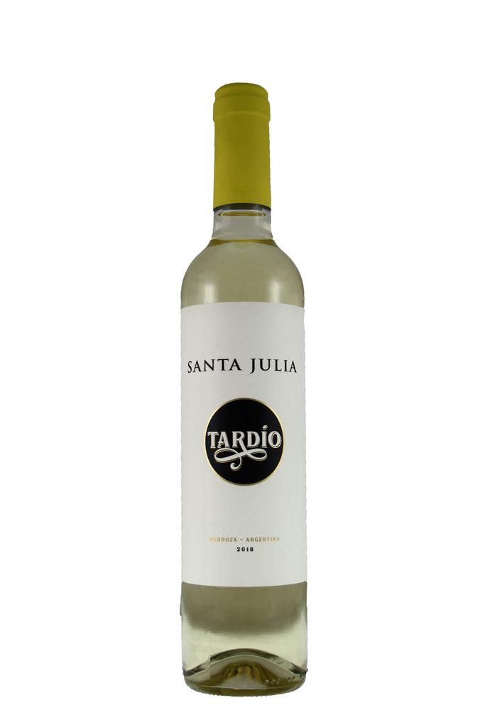 Torrontes Santa Julia Tardio, Santa Rosa, Mendoza, Argentina 2018 50cl Dessert Wine