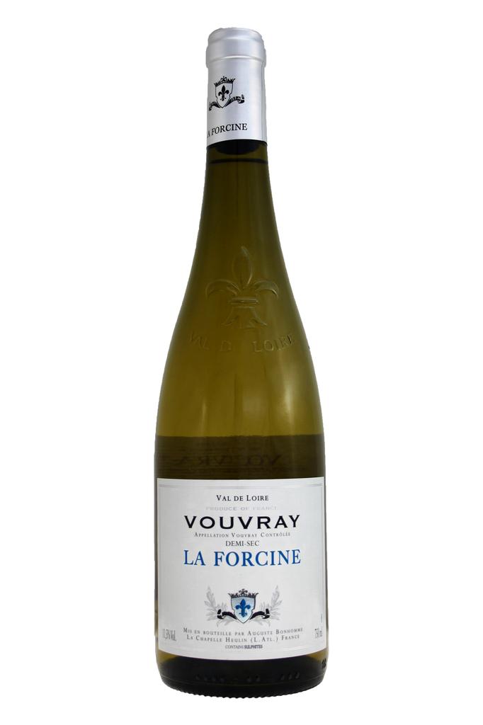 Vouvray La Forcine, Loire, France, 2018