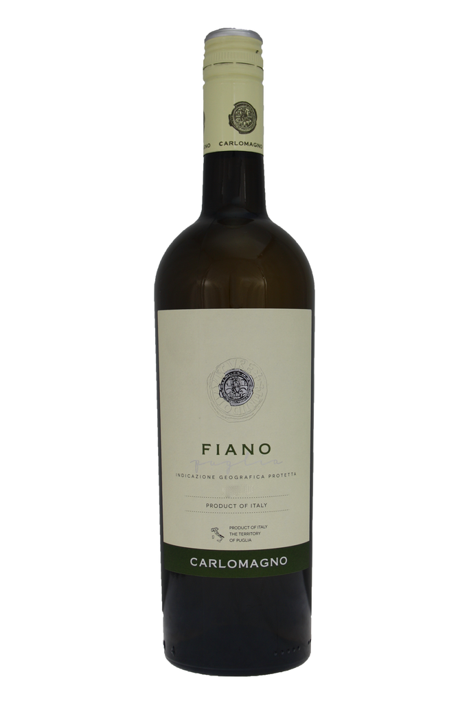 Carlomagno Fiano, Puglia, Italy, 2018