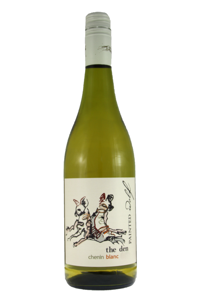 The Den Series Chenin Blanc, Painted Wolf Wines, Swartland, South Africa 2019