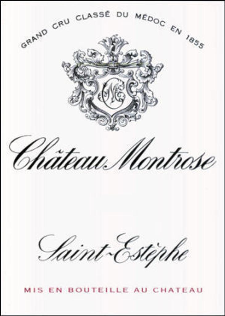 Chateau Montrose 2019 6 x 75cl