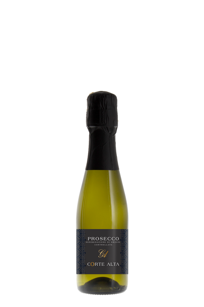 Corte Alta Prosecco DOC Spumante Treviso, Italy 187ml (Quarter Bottle)