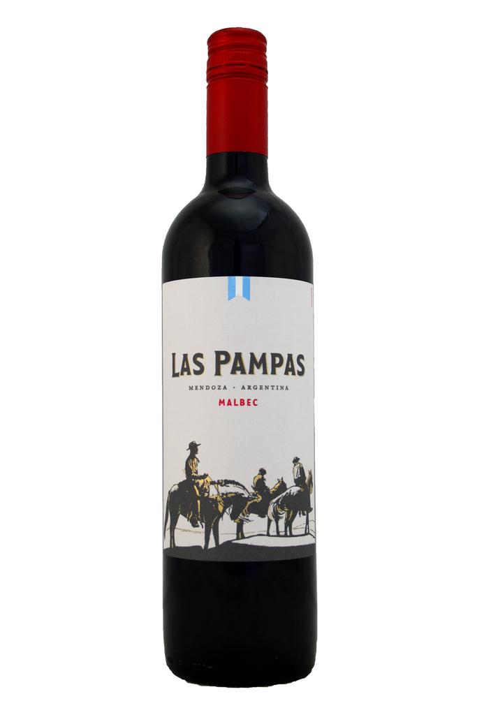 Las Pampas Malbec, Mendoza, Argentina 2019