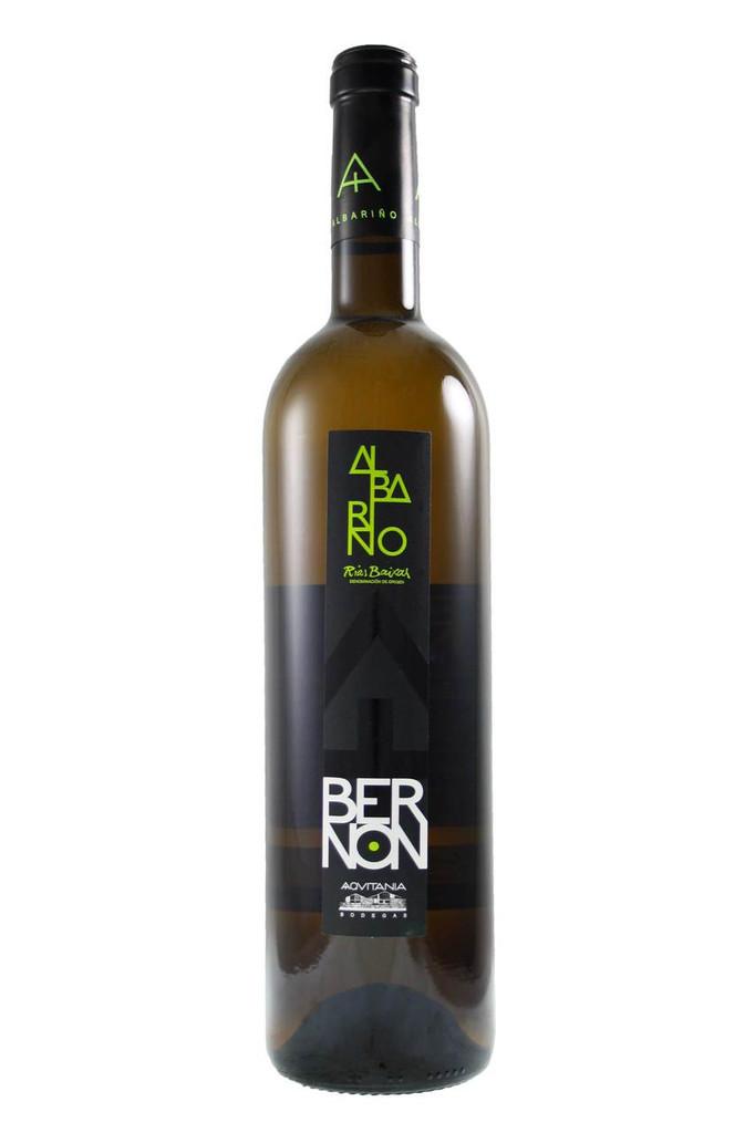 Albarino Bernon Bodega Aquitania 2019, Rias Baixas, Galicia, Spain