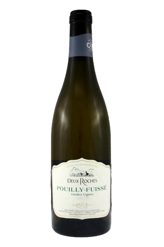 Pouilly-Fuisse Vieilles Vignes Christian Collovray Jean Luc Terrier 2018, Burgundy, France