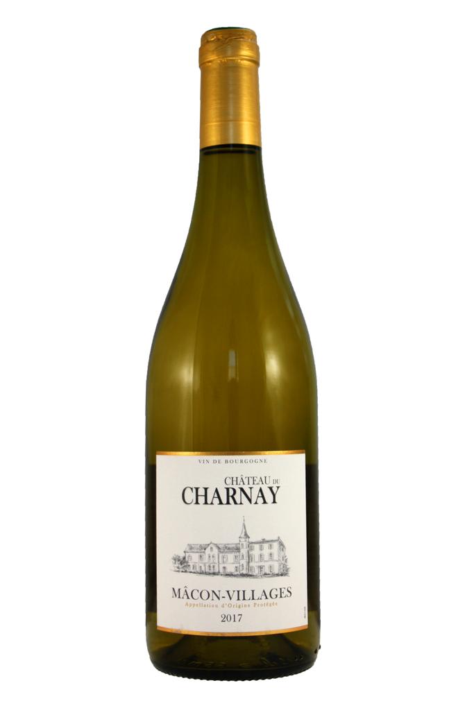 Macon Villages Chateau De Charnay, Terres Secrètes, âconnais Blanc, Burgundy, 2017