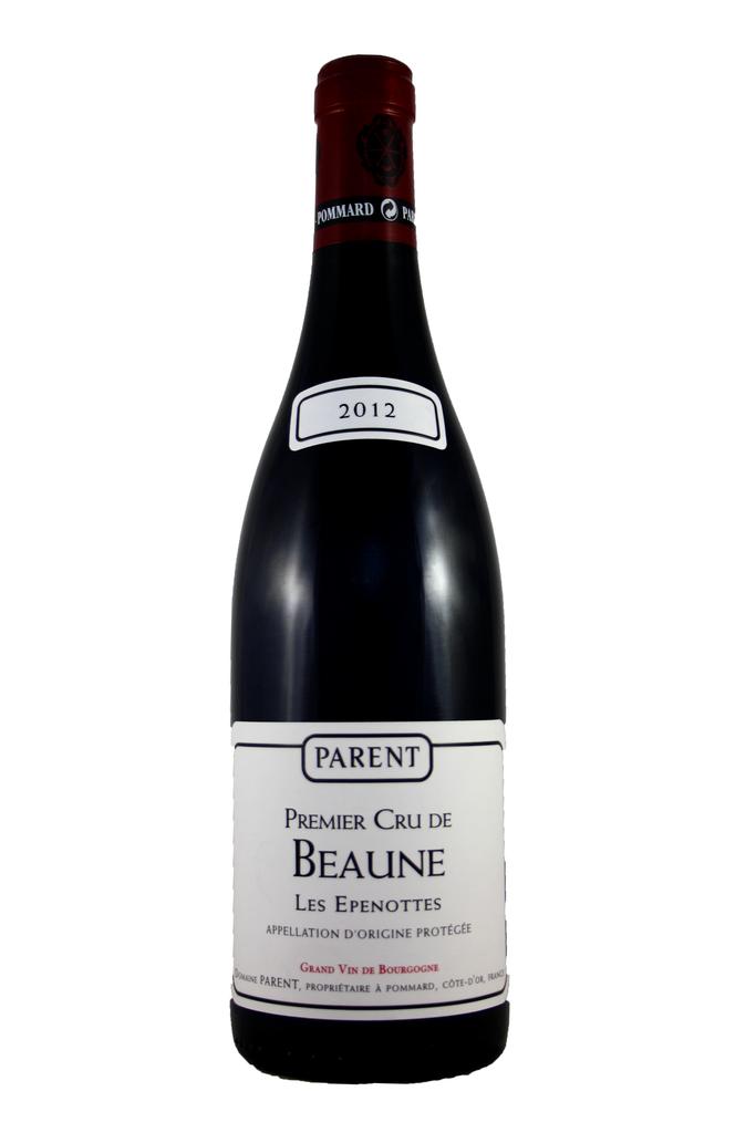 Beaune 1er Cru Les Epenottes, Domaine Parent, Cote de Beaune, Burgundy, 2012