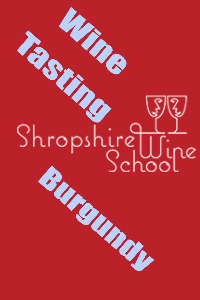 Discover Burgundy with Shropshire Wine School
