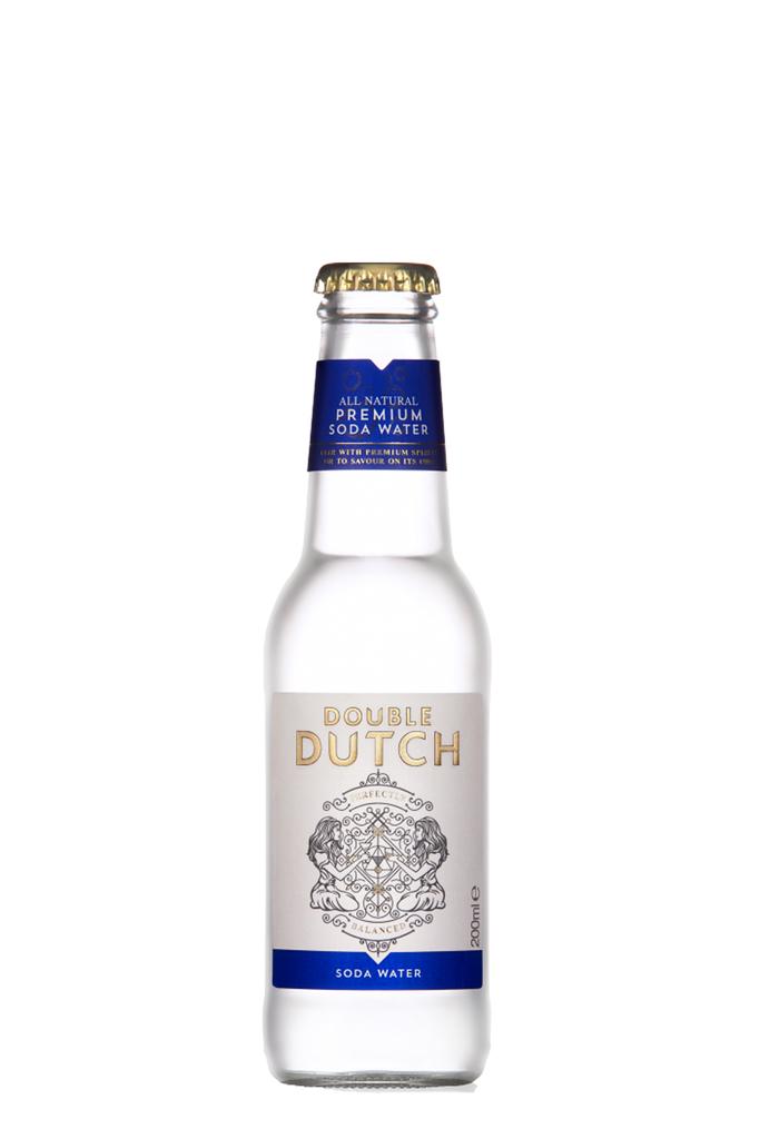 Double Dutch Soda Water