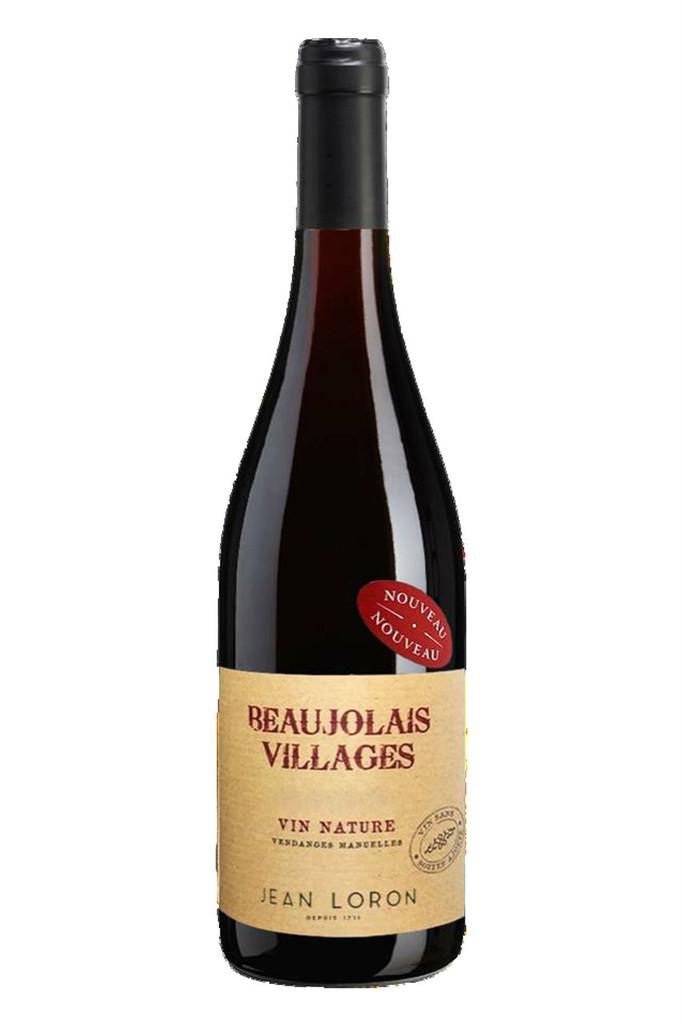 Beaujolais Nouveau Villages Natural 2020