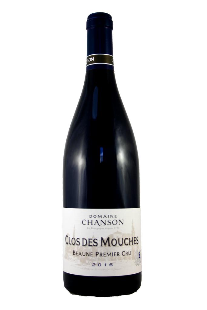 Beaune 1er Cru Clos Des Mouches, Domaine Chanson,  Cote de Beaune, Burgundy 2016