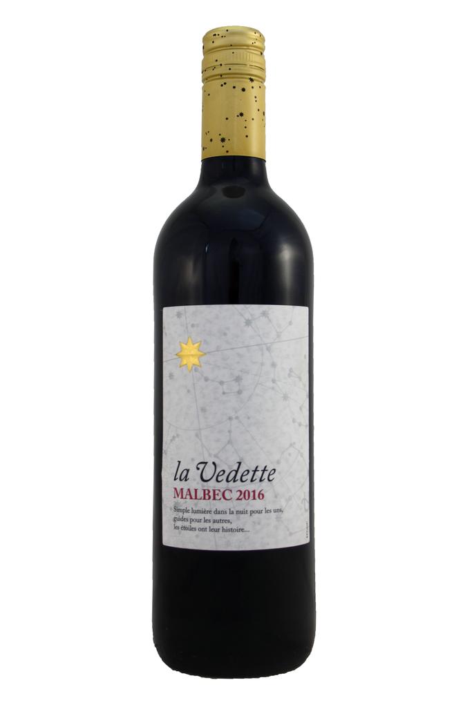 La Vedette Malbec, Vin de Pays D'Oc, France