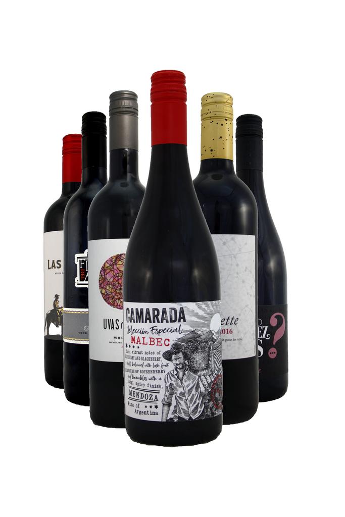 Malbec Summer Wine Selection Case