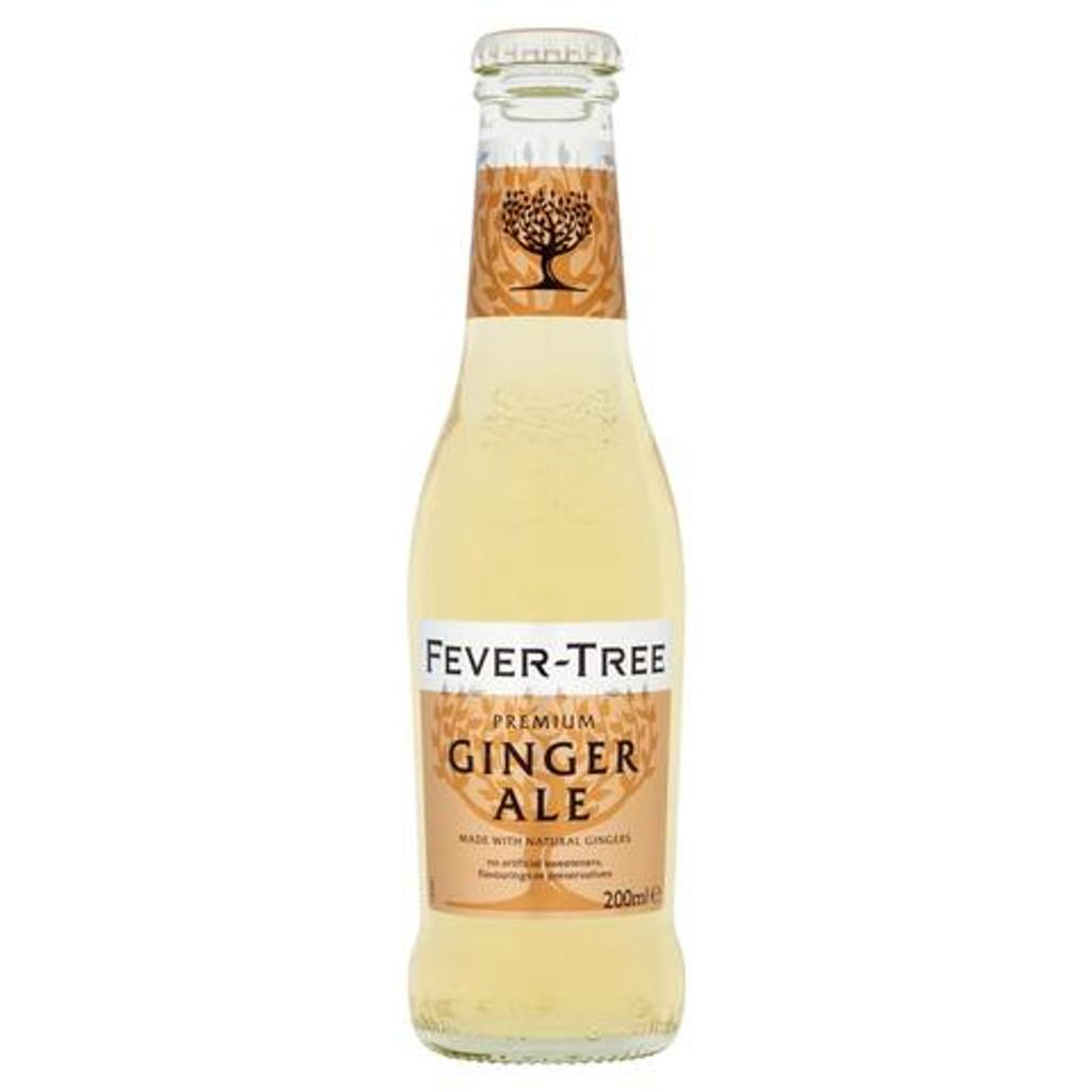 Fever Tree Ginger Ale