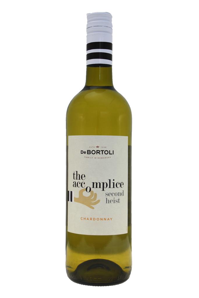 The Accomplice Chardonnay, South Australia, 2019