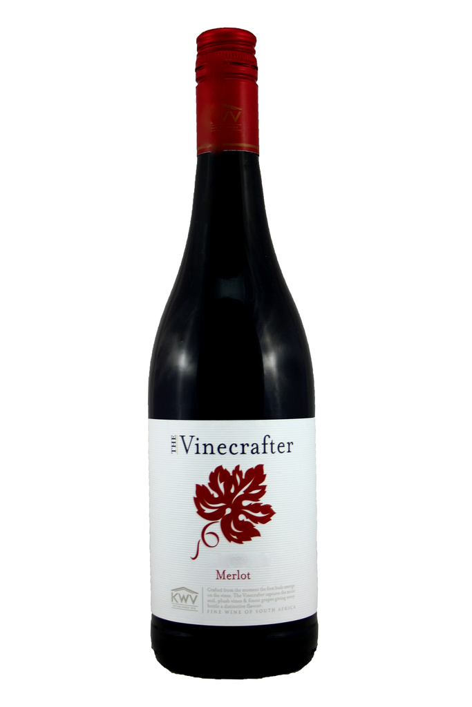Vinecrafter Merlot 2019, Western Cape, South Africa