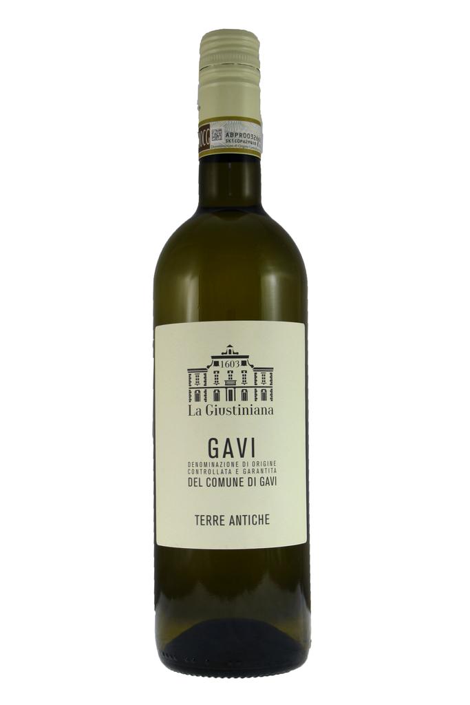 Gavi Di Gavi, Terre Antiche, La Giustiniana, Piedmont, Italy, 2018