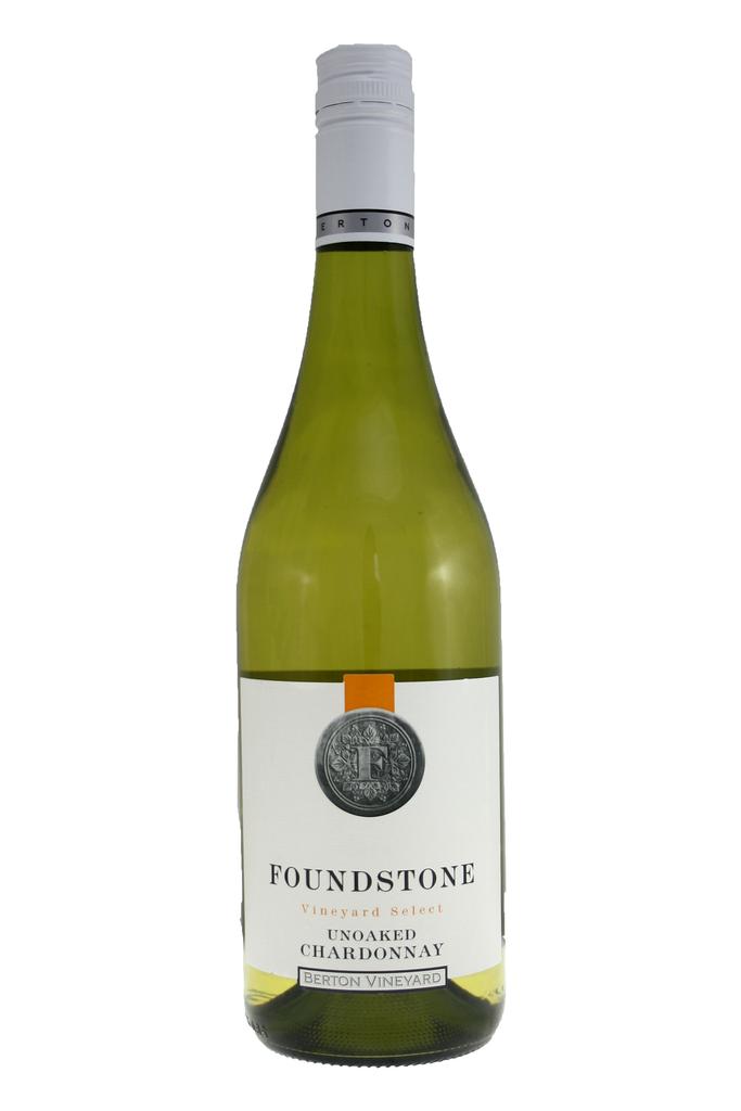 Foundstone Unoaked Chardonnay, South Eastern Australia, 2019