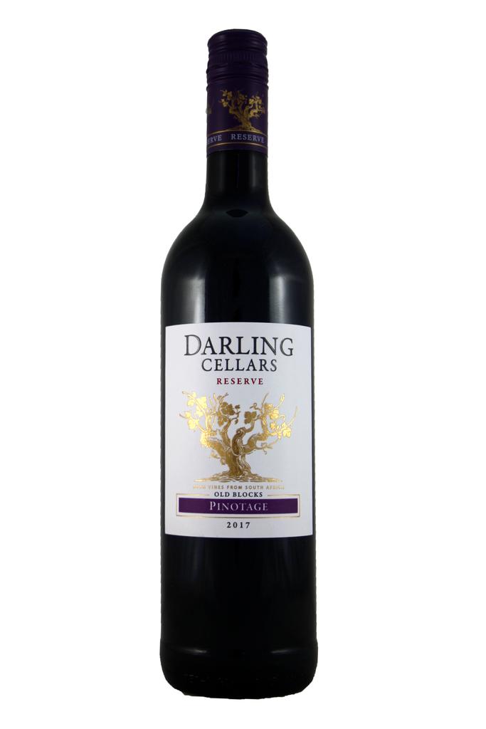 Darling Cellars Old Blocks Pinotage, Darling, South Africa, 2017