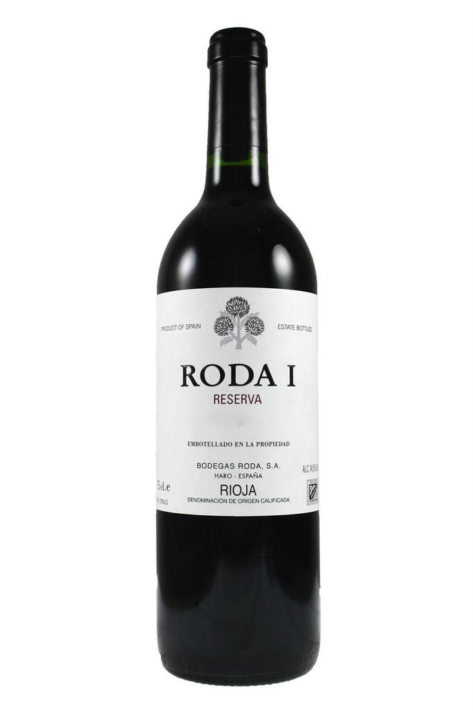 Roda I Reserva Rioja, Spain, 2013