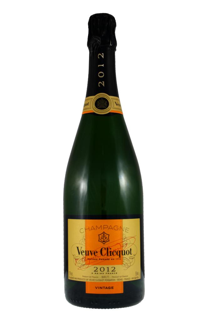 Veuve Clicquot Vintage 2012