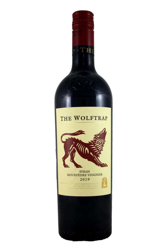 The Wolftrap Red, Boekenhoutskloof, Swartland, South Africa 2019
