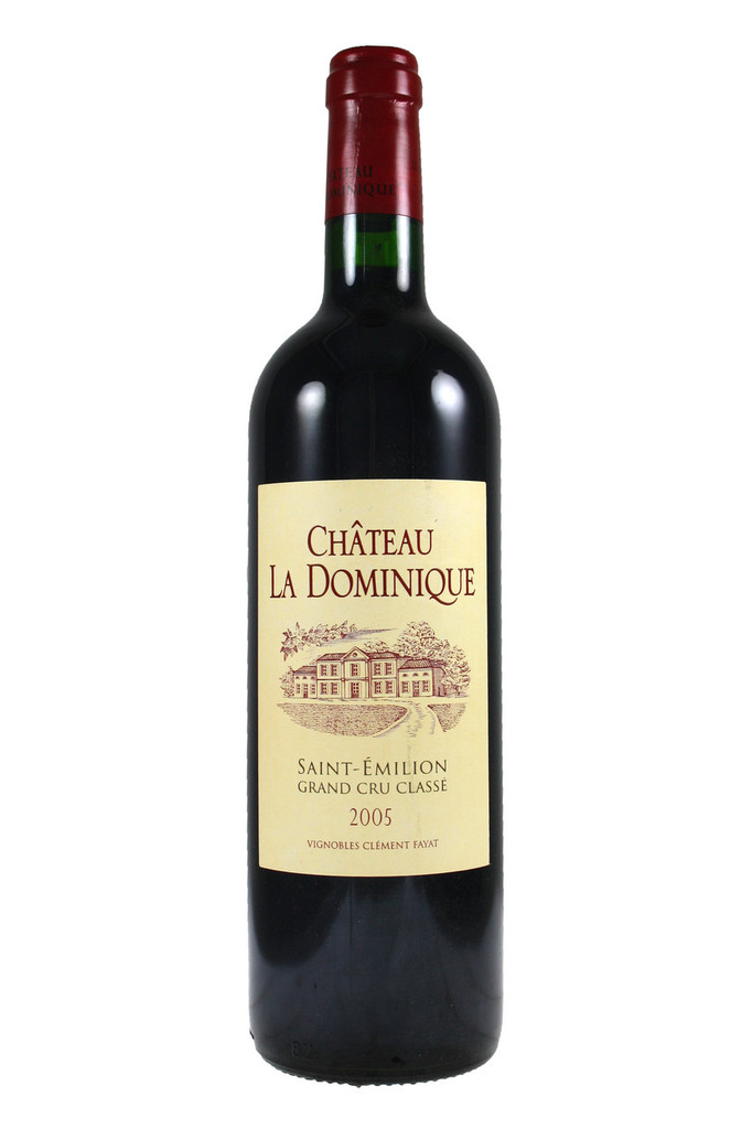 Chateau La Dominique 2005