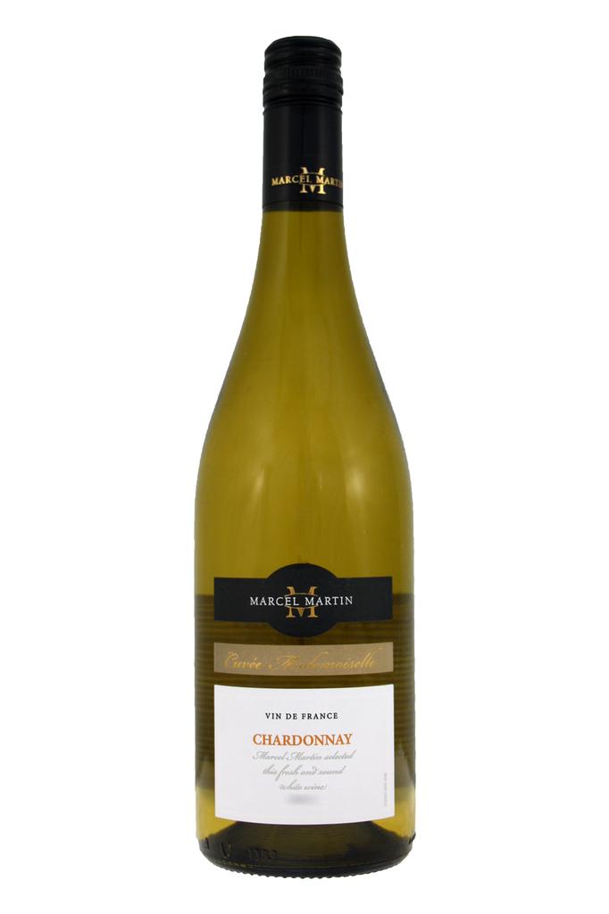 Marcel Martin Cuvée Mademoiselle Chardonnay, Vin De France, 2019