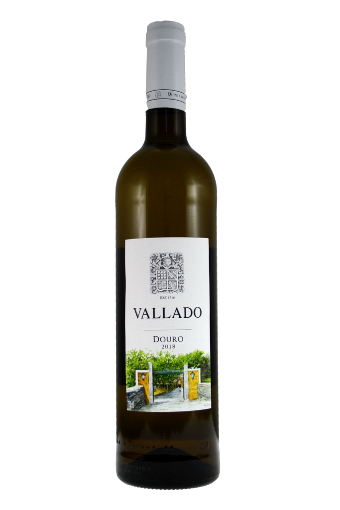 Vallado Douro White,  Quinta do Vallado, Douro, Portugal 2018