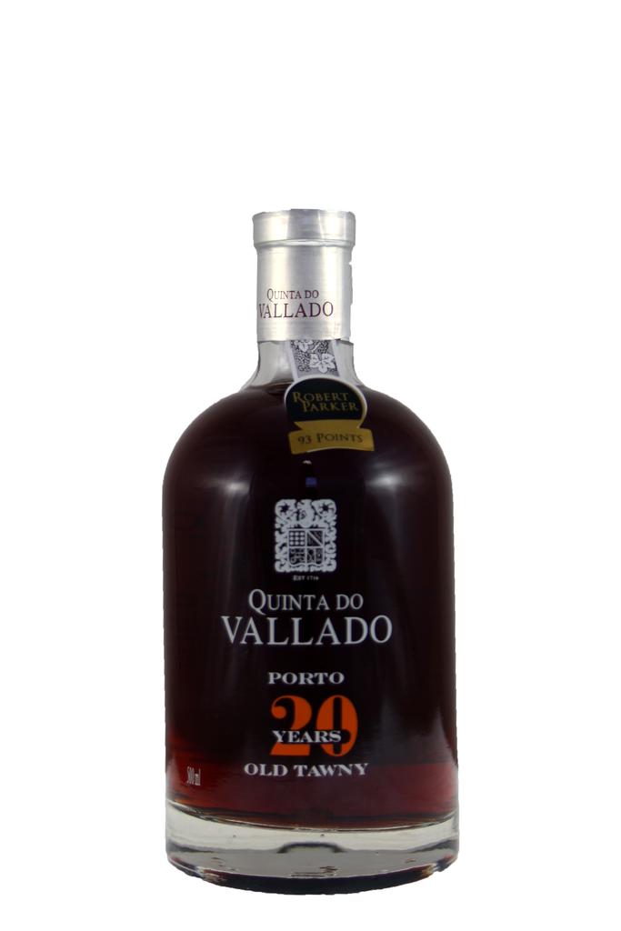 Quinta do Vallado 20 Year Old Tawny Port 50cl