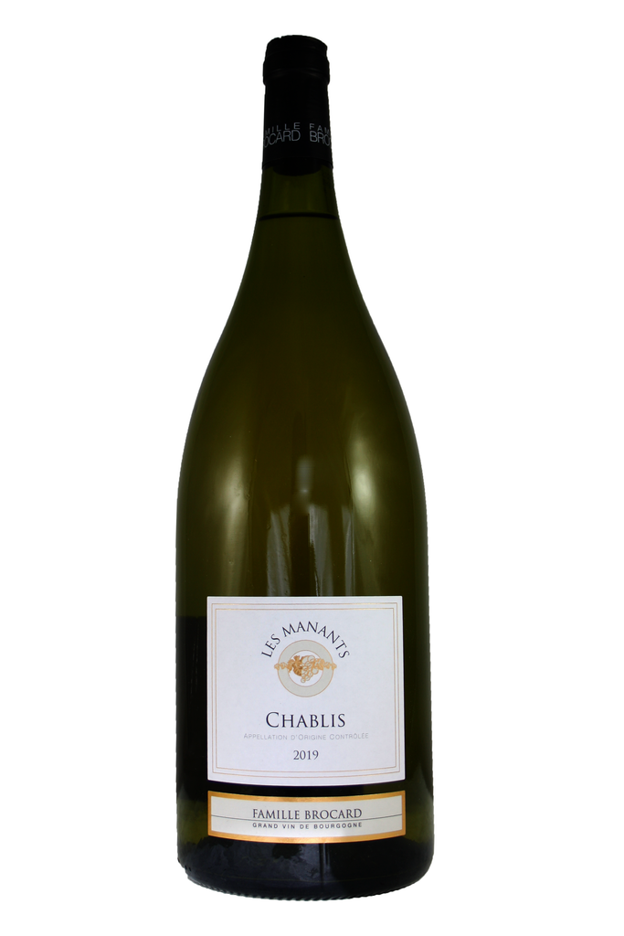 Chablis Domaine Manants Brocard Magnum 2019, Burgundy, France