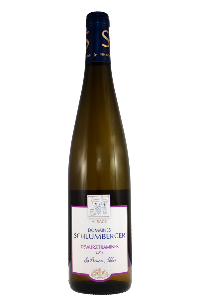 Gewurztraminer Les Princes Abbes Domaines Schlumberger, Alsace, France, 2017